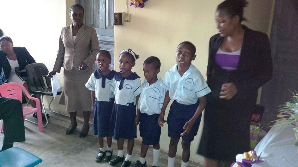 GRI STEAM students performing in Lagos